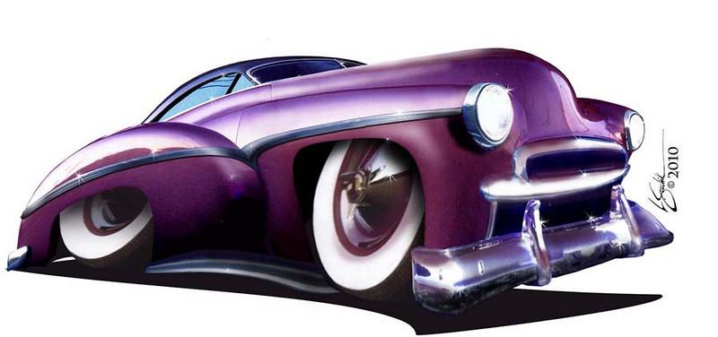 1952 Chevy Custom