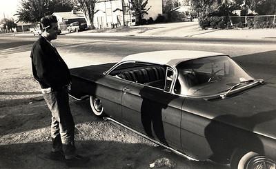 Kevan Sledge 1960 Olds Rocket 88