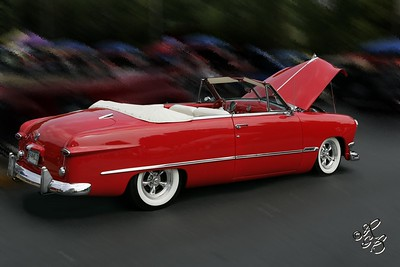 My Favorite - 1950 Ford Convertible