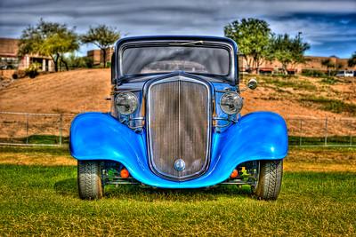 HR004 Blue