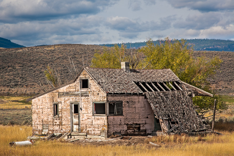 Heartbreak Homestead - Hot Springs, Montana