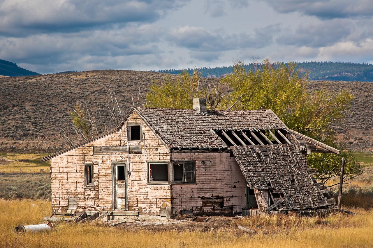 Heartbreak Homestead - Hot Springs, Montana