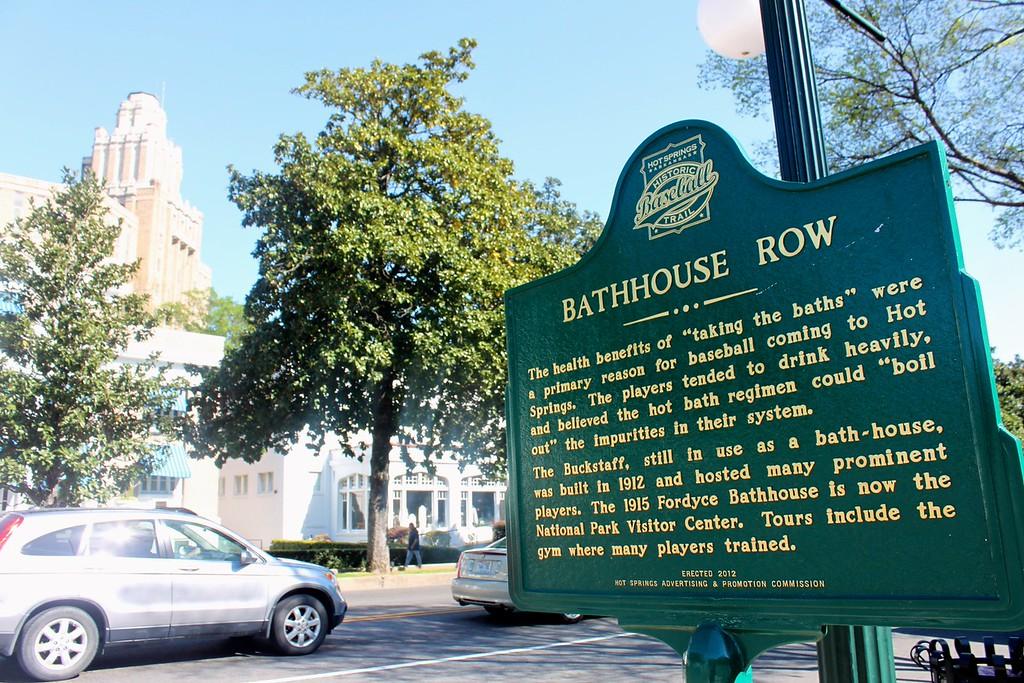 Bathhouse Row