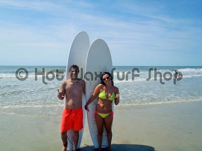 07-05-14 Private Surf Lesson
