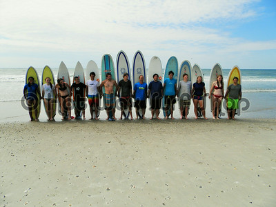 07-18-14 Camp Cheerio Group Surf Camp