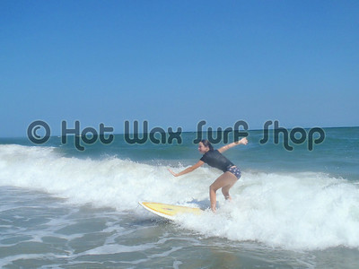 07-30-14 Afternoon Private Surf Lesson
