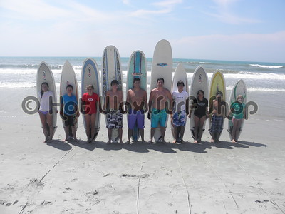 Hot Wax Surf Camp Photos