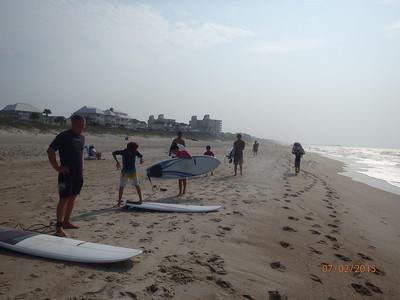Surf Camp July 2 2015