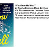 """You Know Me Well"" by Nina LaCour and David Levithan<br /> YA. Recommended by Librarian Jessica Fitzpatrick at the Chelmsford Public Library, who said:<br /> ""A highly anticipated and moving novel of friendship from two of YA fiction's hottest authors."""