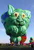 Albuquerque International Balloon Fiesta 2012, Gizzmo, A friendly Gargoyle, a Guardian and a Good Luck Charm