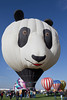 Albuquerque International Balloon Fiesta 2012, Party Panda