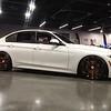 2015 BMW F30 M-Sport VIP on AG 20 inch