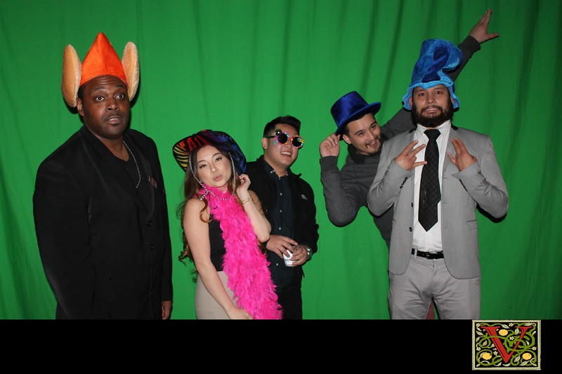 Hotel V staff party 2016