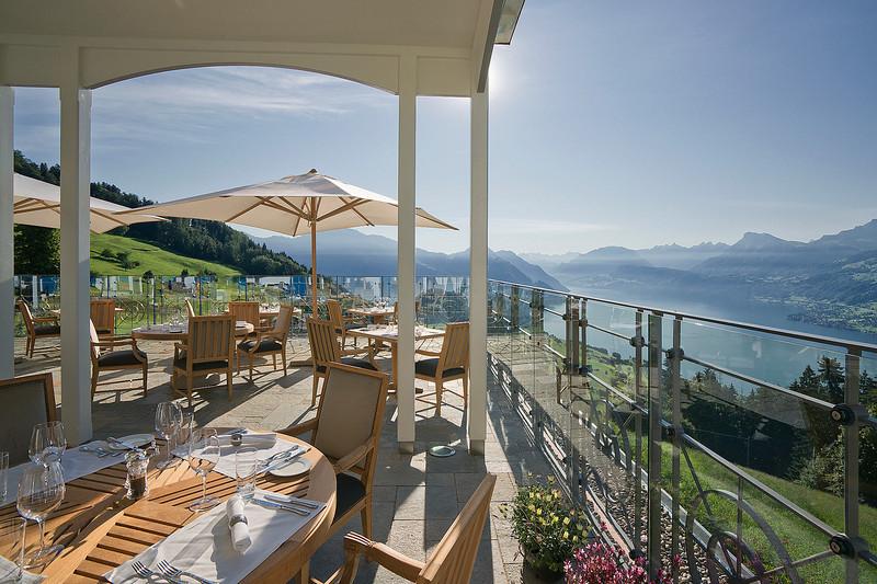 Hotel Villa Honegg