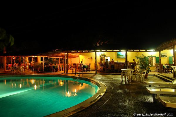 "Hotel ""Hacienda El Portete"", Choroni"