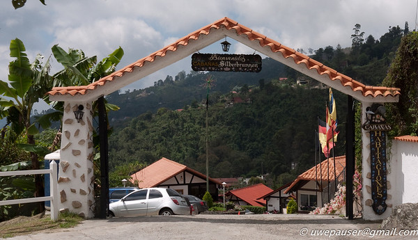 "Hotel ""Silberbrunnen"", Colonia Tovar"