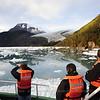 Cruising Fiordo Calvo (Calvo Sound), Patagonian Fjords, Chile