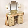 The dressing table to model
