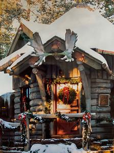 Christmas at The Point, Saranac Lake NY