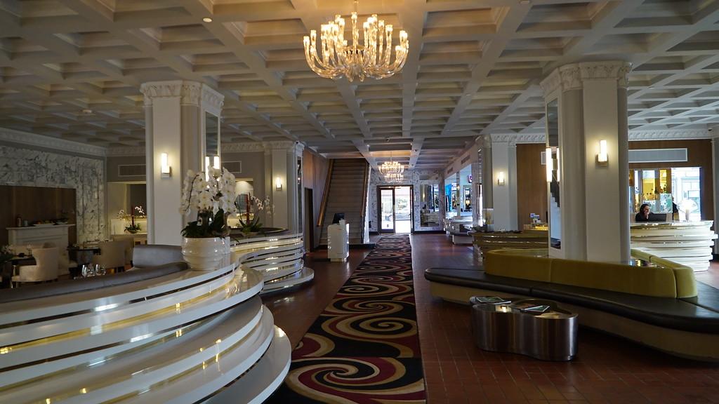 Hotel Lobby View # 4
