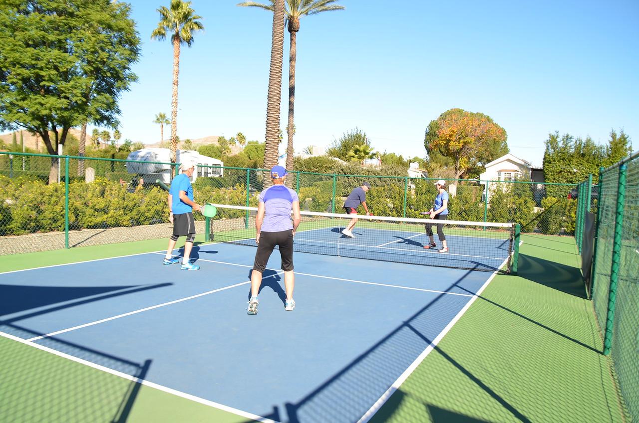 Golden Village Palms RV Resort, California, Hemet, San Jacinto, RV life, RV park, Traveling Well For Less