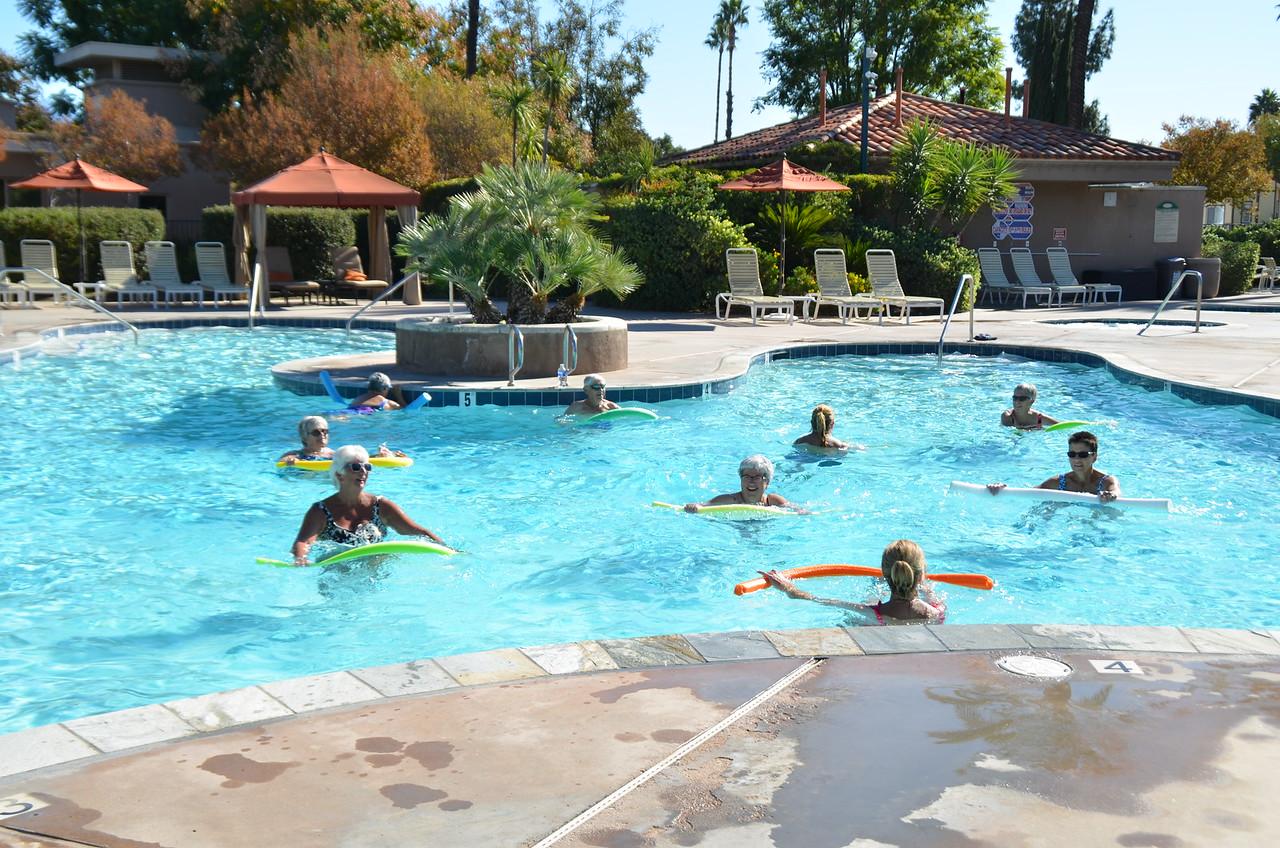 Golden Village Palms RV Resort, rv park, Hemet, San Jacinto, Traveling Well For Less