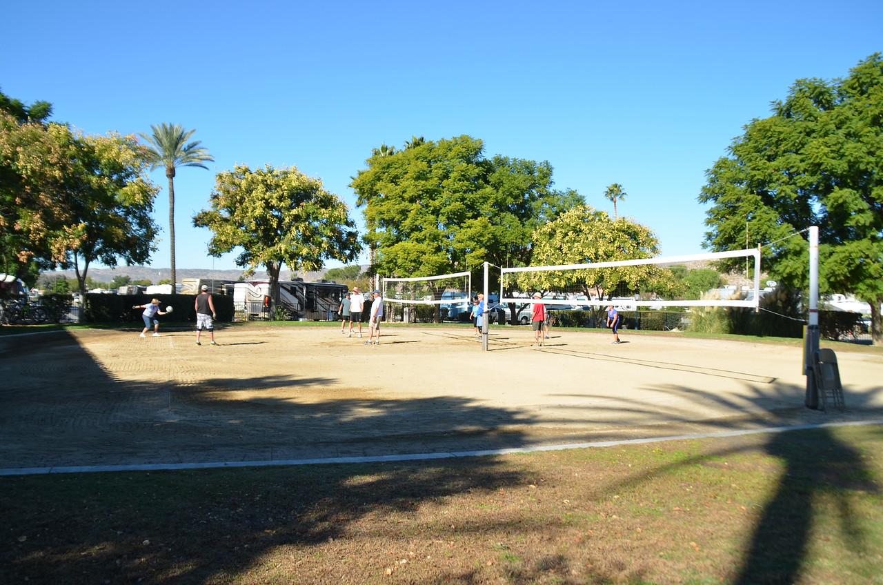 Golden Village Palms RV Resort, rv park, Hemet, San Jacinto, California, Traveling Well For Less