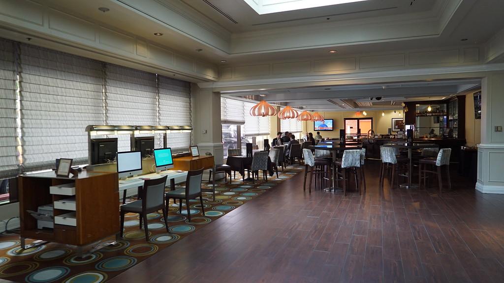 Hotel Lobby View # 3