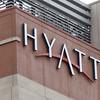 Hyatt Jersey City December 2013