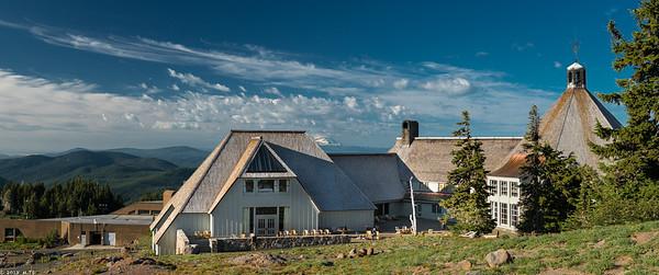 Timberline Lodge, Mount Hood