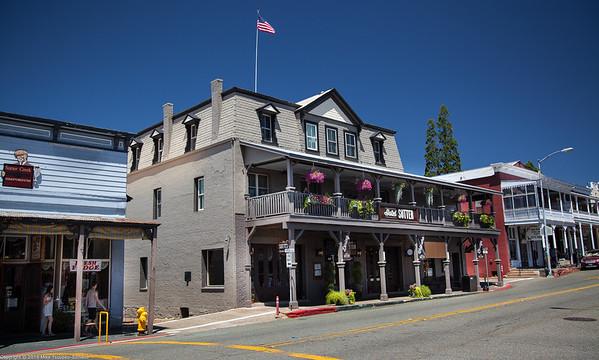 Hotel Sutter in Sutter Creek