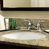 Hotel Vanity and Toiletries