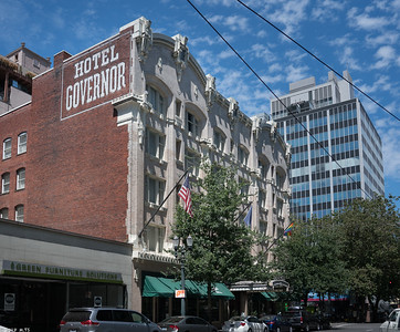 Hotel Governor, Portland, Oregon