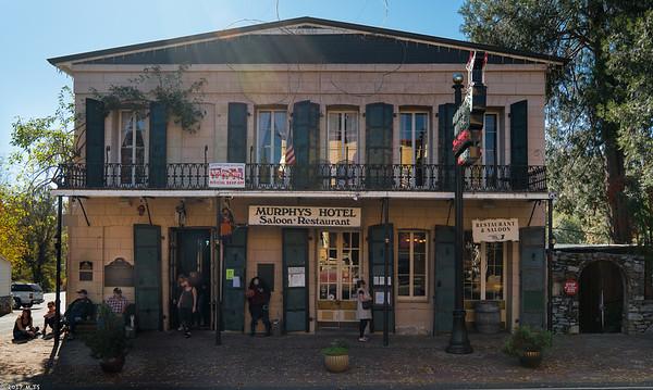 Murphys Hotel in Murphys, CA