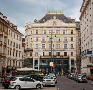 vienna: pension neuer markt