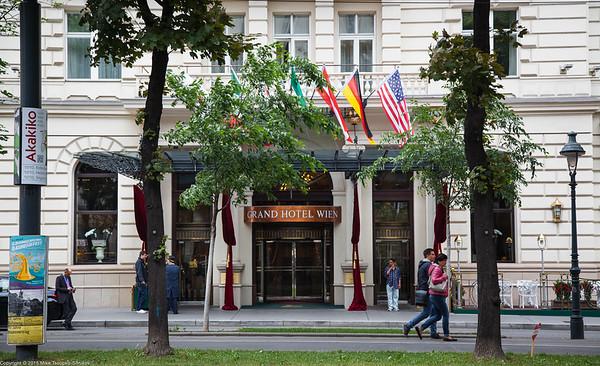 vienna: grand hotel wien