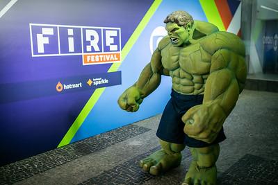 Fire Festival 2019