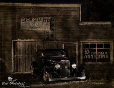 Hotrods and other cars