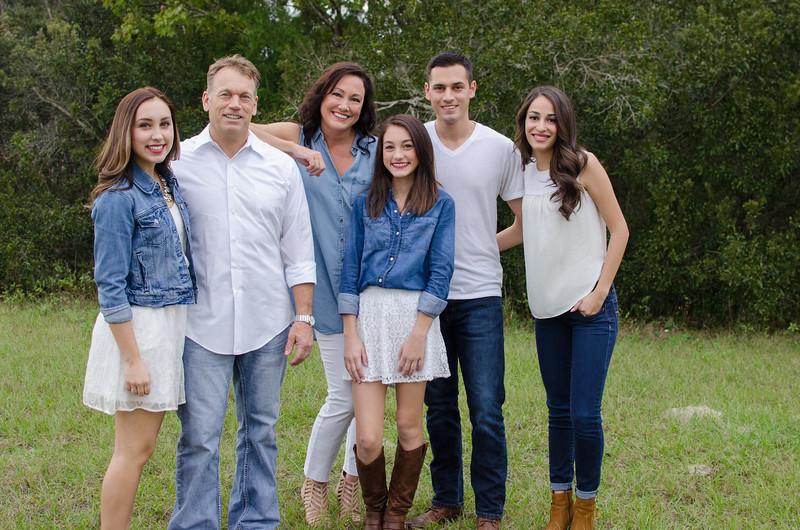 Houde Family 2015