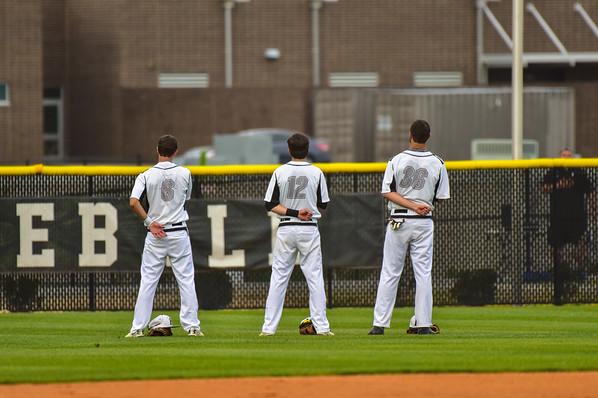 Hough North Mecklenburg Baseball 2016