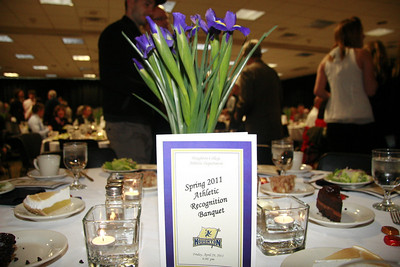 Houghton College Spring 2011 Athletic Recognition Banquet