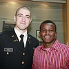 Roommate & Men's Soccer Teammate Johnny Kimani, Houghton College 2011 (photos, too)