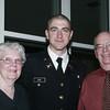 Grandmother Cathy Adams, Step-Grandfather, Sandy Adams