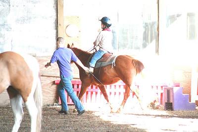 Houghton College 2009 Final Exam Horsemanship 101