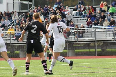 Homecoming Houghton College Women's Soccer (5) v Stevens (1)