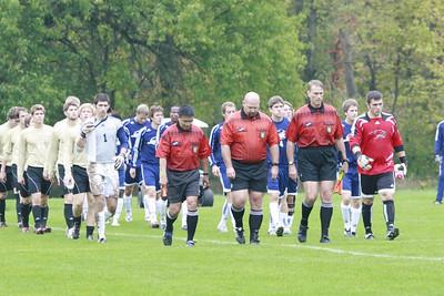 Houghton College Men's Soccer (2) v. Mt Vernon Nazarene U (0)