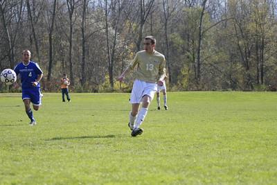 Houghton College Men's Soccer (4) v. Shawnee State University (1)
