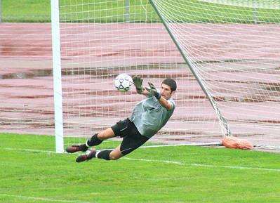 Houghton College Mens Soccer (1) v LeMoyne College (2)