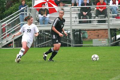 Houghton College Women's Soccer (1) v. Mt Vernon Nazarene U (0) 2OT