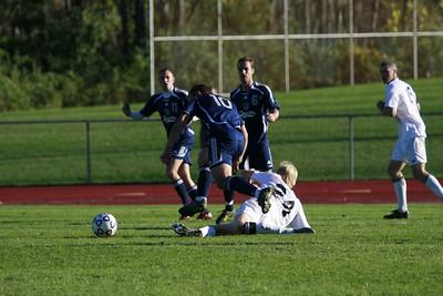 Houghton College Men's Soccer (2) v. Cedarville University (0)
